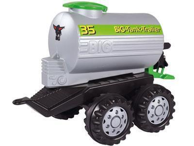 Big Tank Trailer - Peazz.com