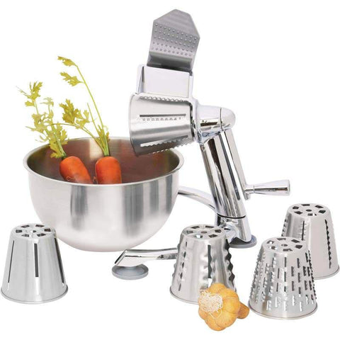 B&F System KTVC7B Maxam Vegetable Chopper with 5qt Bowl - Peazz.com
