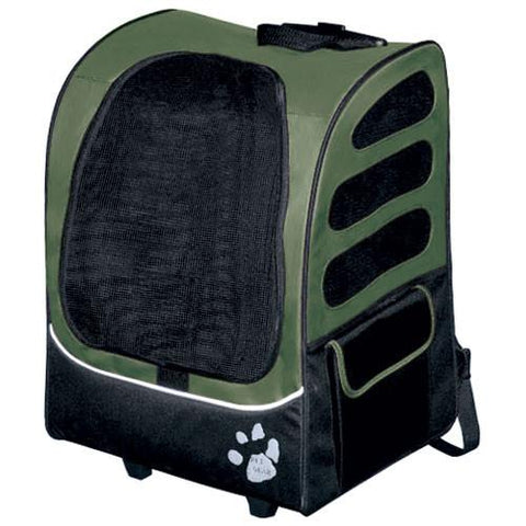 Pet Gear  I-GO2 Traveler Plus - Sage (PG1280SG) - Peazz.com