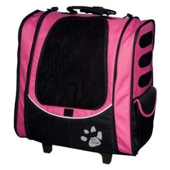 Pet Gear I-Go2 Escort - Pink (PG1230PK) - Peazz.com