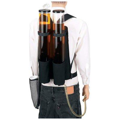 B&F System KTBEVDS3 Wyndham House Double Beverage Dispenser Backpack - Peazz.com