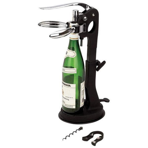 Wyndham House™ Tabletop Wine Opener with Suction Grip Stand - Peazz.com