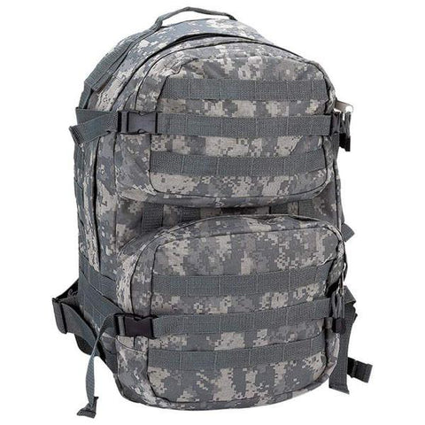 ExtremePak™ Heavy-Duty Water Resistant Digital Camo Army Backpack - Peazz.com