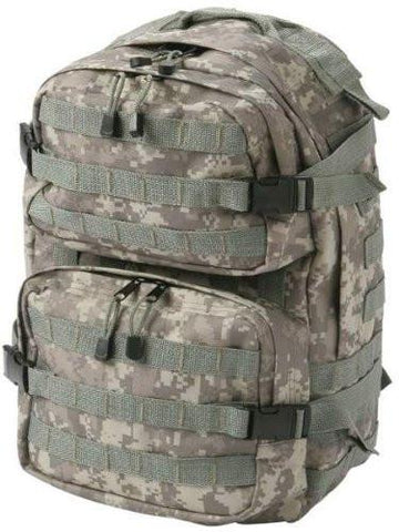 B&F System LUBPADC3 Extreme Pak Digital Camo Water-Repellent Backpack - Peazz.com