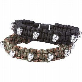 B&F System SPCORDMS Maxam 12pc Paracord Bracelet Set - Peazz.com
