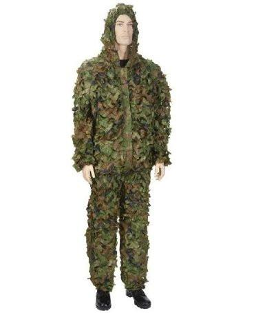 B&F System SPGH2ML Classic Safari 2pc Ghillie Suit - Peazz.com