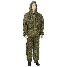 B&F System SPGH2XL Classic Safari 2pc Ghillie Suit - Peazz.com