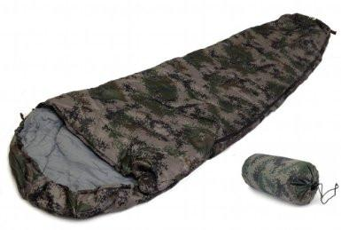 B&F System SPSLPBG Maxam Digital Camo Sleeping Bag - Peazz.com