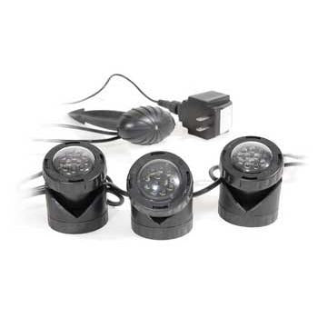 3 Pack Led Pond Light - Peazz.com