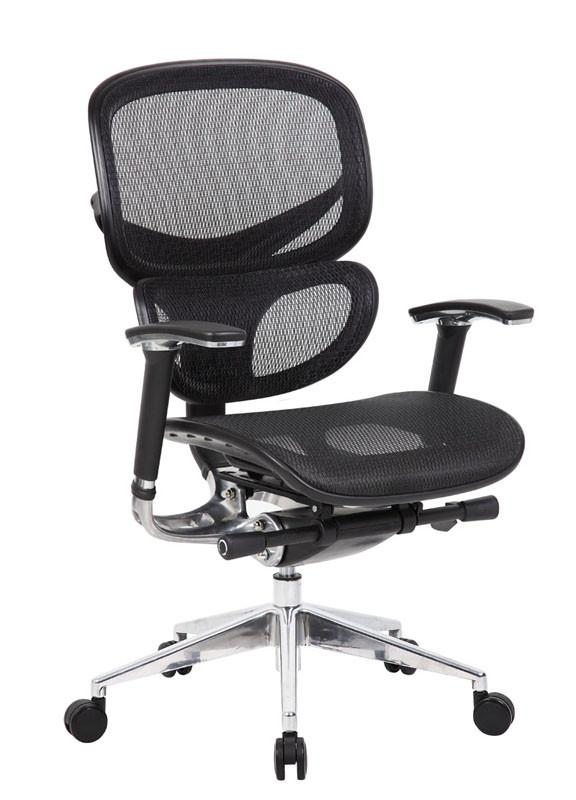 Boss Multi Function Mesh Chair Boss