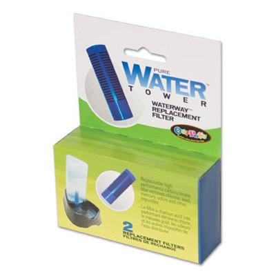Pure Water Tower Replacement Filters 2 pack - Peazz.com