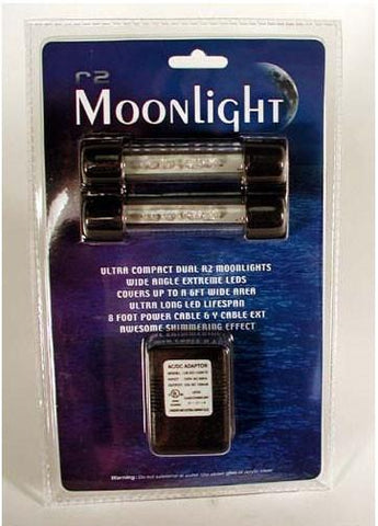 R2 Solutions Moonlight Extreme Dual Aquarium Led Light (R200051) - Peazz.com