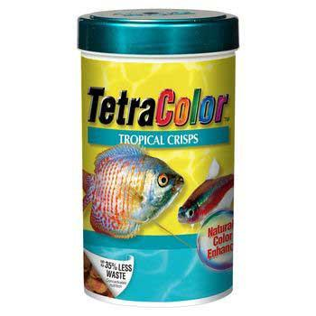 Tetra Color Tropical Crisps 7.41oz (77199) - Peazz.com