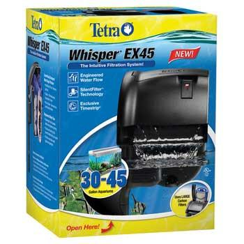 Whisper Ex45 Power Filter (26312) - Peazz.com