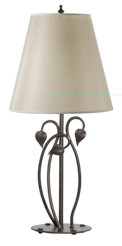 Ginger Leaf Table Lamp - Peazz.com