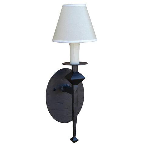 Forest Hill Wall Sconce Single - Peazz.com