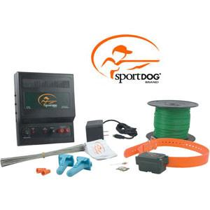 SportDog In-Ground Fence System (SDF-100) + Free 4 x 9V Batteries - Peazz.com - 1