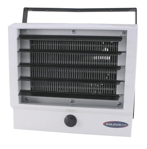 Soleus Air HI1-50-03 Garage Heavy Duty Utility Heater - Peazz.com