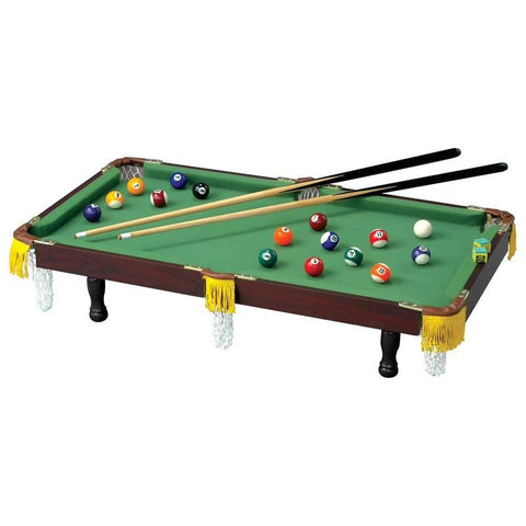 Club Fun Tabletop Miniature Pool Table - Peazz.com