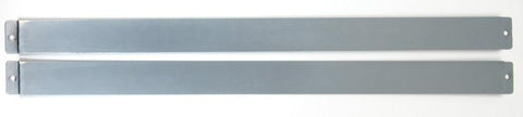 Studio Designs 10049 Light Pad Support Bars / Silver - Peazz.com