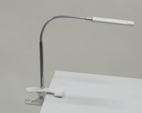 Studio Designs 12026 Art Clamp Lamp / White - Peazz.com
