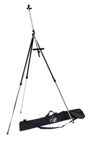 Studio Designs 13154 Student Field Easel w/bag / Black 1pc / 4pc master - Peazz.com