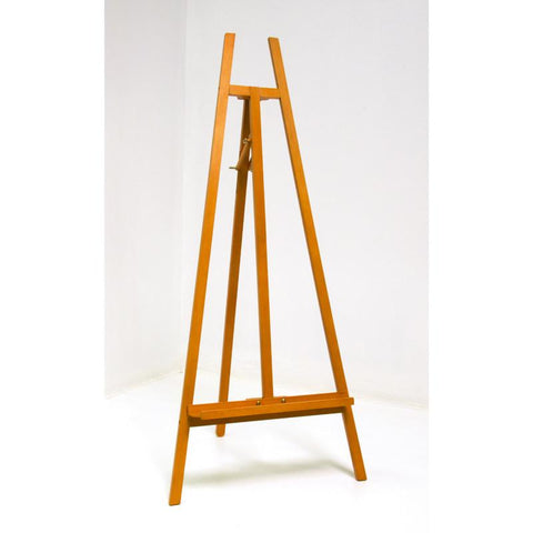 Studio Designs 13216 Museum Easel / Natural 1pc inner / 4 pc master - Peazz.com