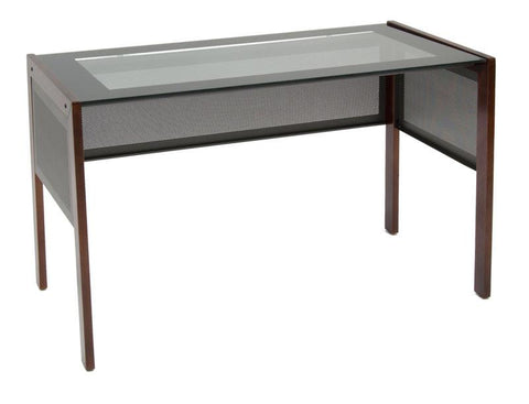 "Studio Designs 56000 Office Line 48"" Main Desk / Sonoma Brown - Peazz.com"
