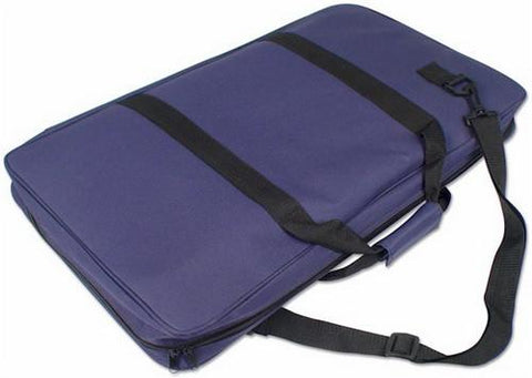 Jumbo Chess Tournament Carrying Bag - Blue - Peazz.com
