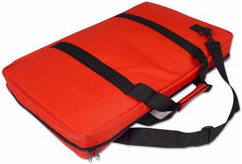 Jumbo Chess Tournament Carrying Bag - Red - Peazz.com