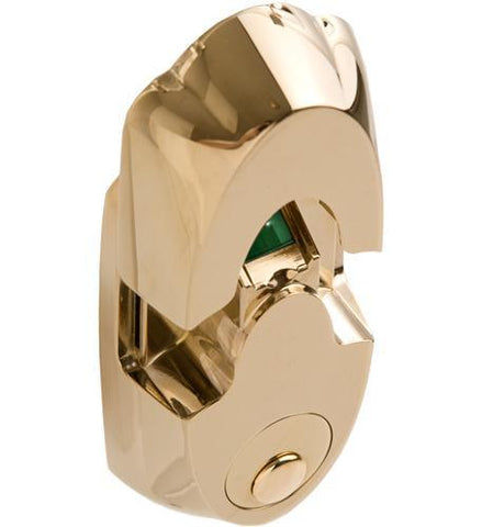 Actuator Systems ACT-NBDB-3PBEZ NextBolt EZ-Mount - Polished Brass - Peazz.com