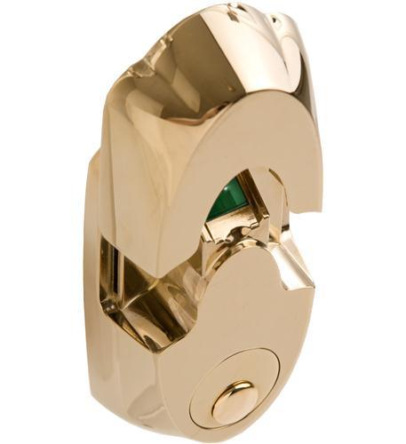 Image of Actuator Systems ACT-NBDB-4PBSM NextBolt Secure Mount - Polished Brass