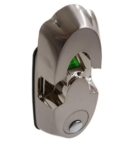 Actuator Systems ACT-NBDB-4SNSM NextBolt Secure Mount - Satin Nickel - Peazz.com