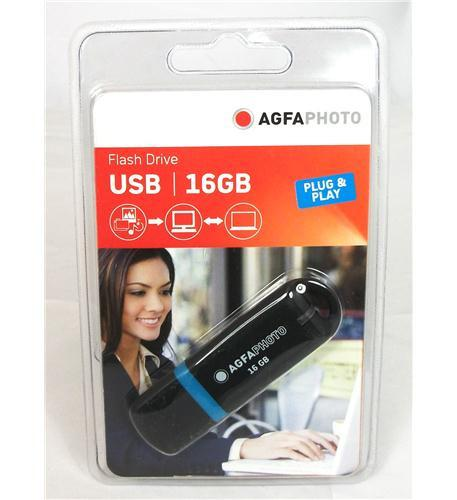 Image of Accessories AGFA-USB-16GB AgfaPhoto 16GB USB flash drive