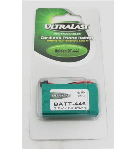 Dantona BATT-446 Battery for Uniden TRU446 Series - Peazz.com