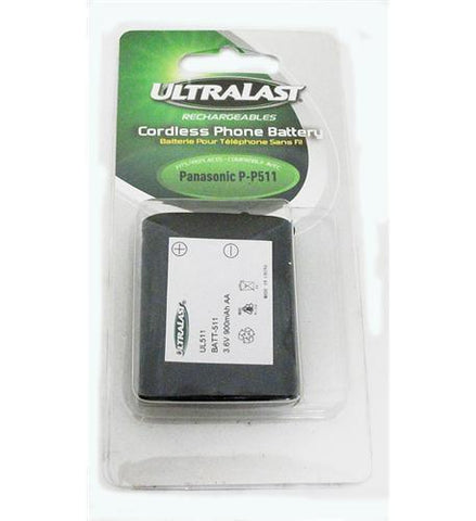 Dantona BATT-511 3.6V 1600mAh NiMh PHONE BATTERY - Peazz.com