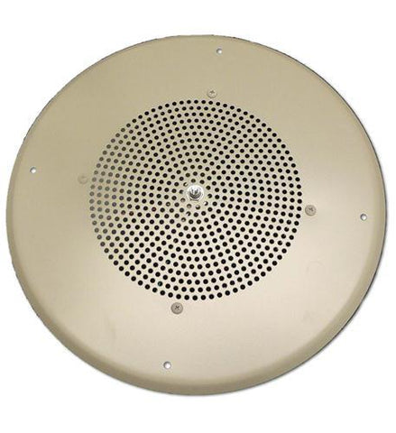 "Bogen BG-CS1EZ 8"" Ceiling Speaker OFF-WHITE - Peazz.com"