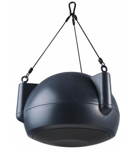 Bogen BG-OPS1B Orbit Pendant Speaker - Black - Peazz.com