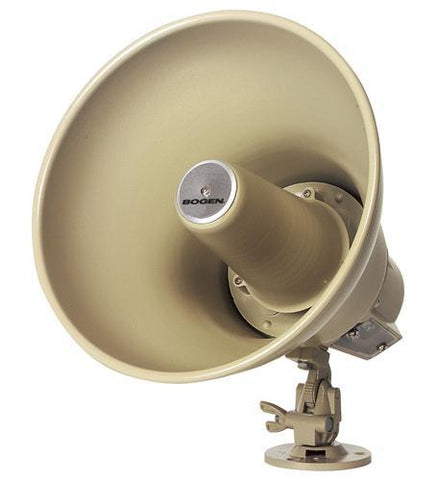 Bogen BG-SPT15A 15 Watt Horn with Transformer - Peazz.com