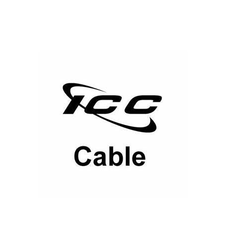 Image of Accessories CAT51000IW8-BK Cat 5E Cable Black