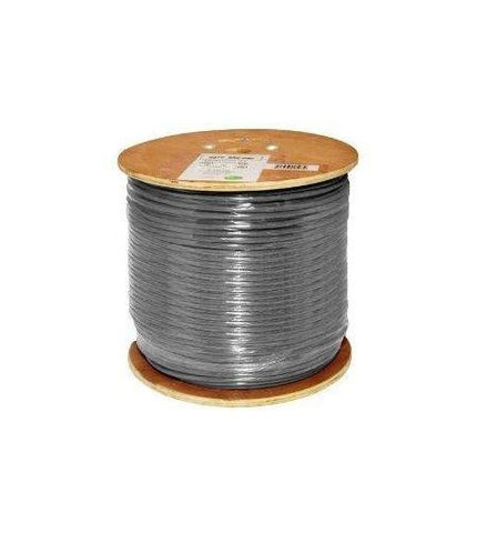 Accessories CAT61000IW8-GY CAT6 CMR GRAY 1000 FT CABLE - Peazz.com