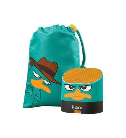 Kiddesigns EK-DF-M63 Phineas and Ferb Rechargeable Speaker - Peazz.com