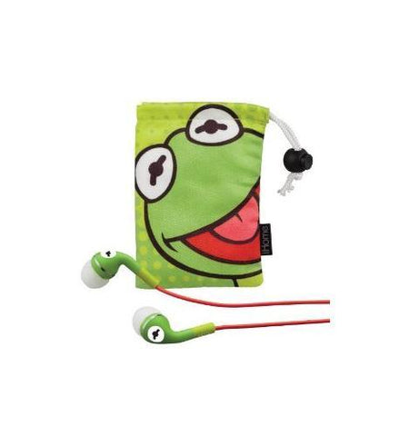 Kiddesigns EK-DK-M15 Kermit Noise Isolating Earphones - Peazz.com
