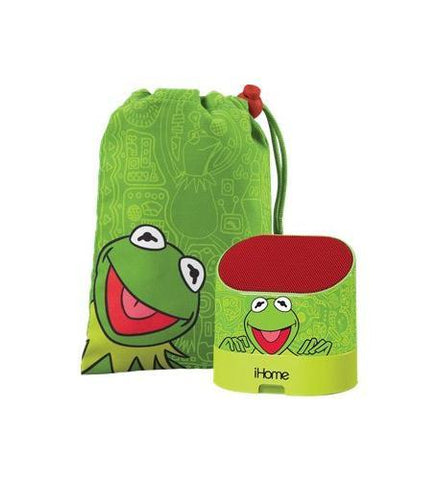 Kiddesigns EK-DK-M63 Kermit Rechargeable Mini Speaker - Peazz.com