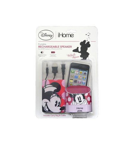 Kiddesigns EK-DM-M63 Minnie Rechargeable Mini Speaker - Peazz.com