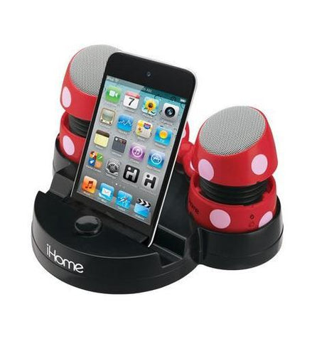 Kiddesigns EK-DM-M79 Rechargeable Mini Stereo Speakers - Peazz.com