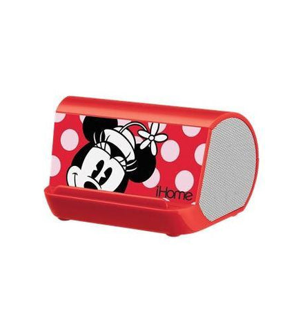 Kiddesigns EK-DM-M9 Minnie Portable MP3 Player/Speaker - Peazz.com