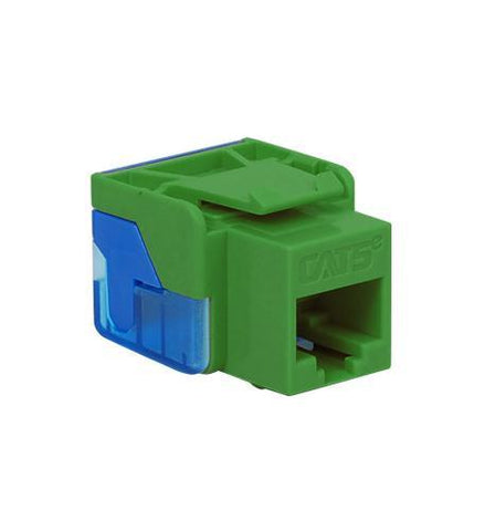 ICC ICC-CAT5JACK-GN IC1078E5GN - Cat5 Jck GREEN - Peazz.com