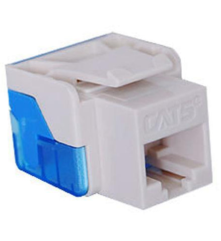 ICC ICC-CAT5JACK-GY IC1078E5GY - Cat5 Jck GRAY - Peazz.com