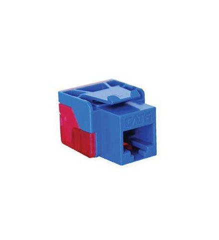 ICC ICC-CAT6JACK-BL IC1078L6BL - Cat6 Jck BLUE - Peazz.com